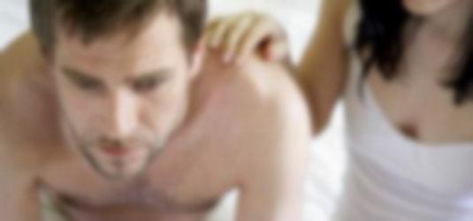 Сексуальні проблеми і депресія