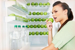 токсикоз при вагітності яблука