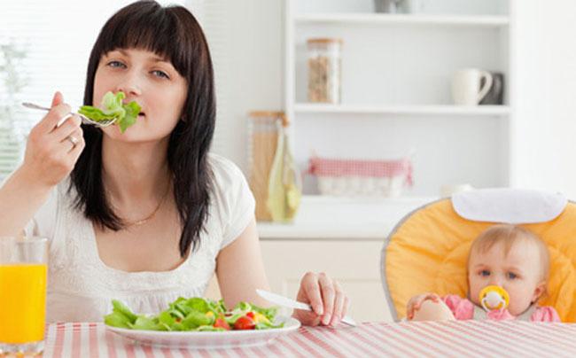 Правильне харчування і раціон мами що годує грудним молоком