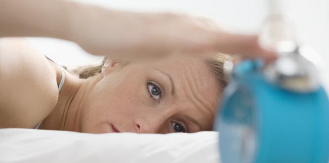 Безсоння. Як боротися з безсонням
