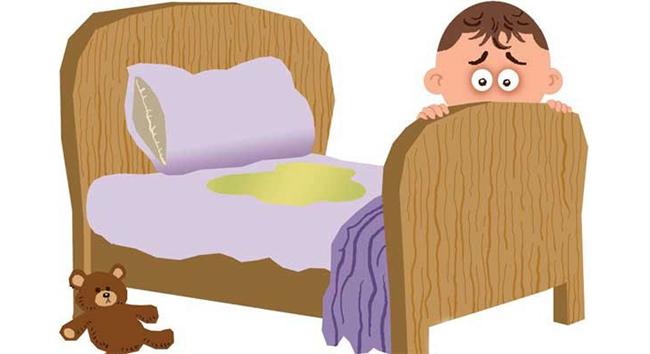 Нічне нетримання сечі у дітей (енурез). Лікування енурезу