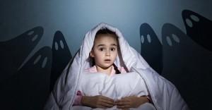 Дитина боїться