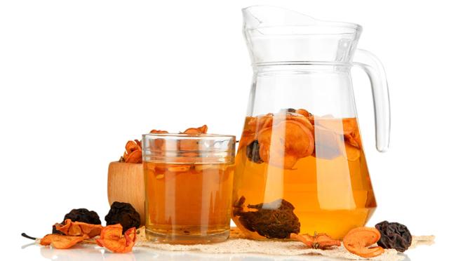 Як варити компот із сухофруктів: рецепти, приготування, користь