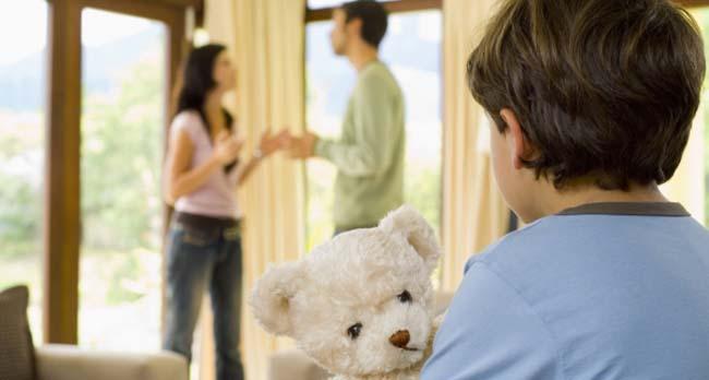 Психіка дитини. Психічний стан дитини в неповній сім'ї