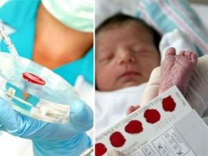 Скринінг новонароджених