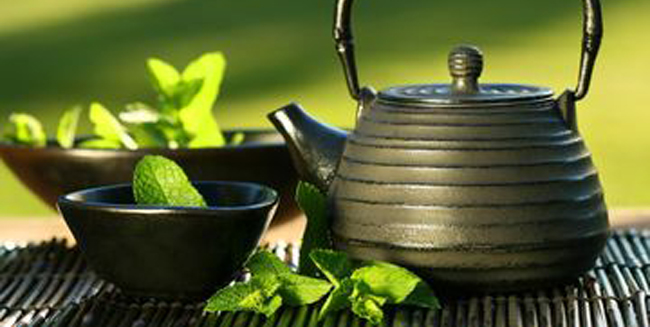 Зелений чай і зачаття