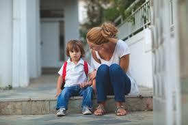 дитина боїться йти до школи