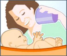 Купання новонароджених дітей 5