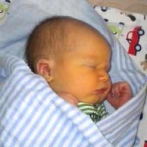 білірубін у немовлят норма