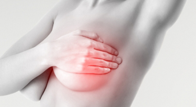 болять груди при вагітності