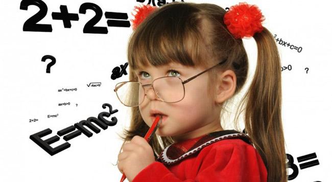 розвиток інтелекту дитини