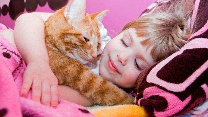 Вплив домашніх тварин на розвиток дитини