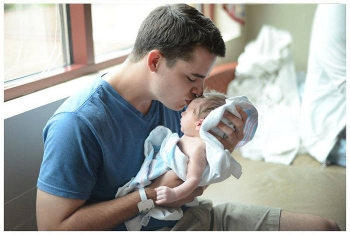 Підготовка чоловіка до зачаття роддом