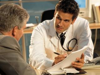 Підготовка чоловіка до зачаття у лікаря