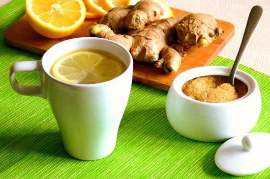 імбир при вагітності чай