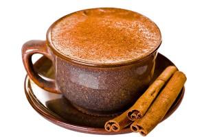 Кориця для схуднення кава