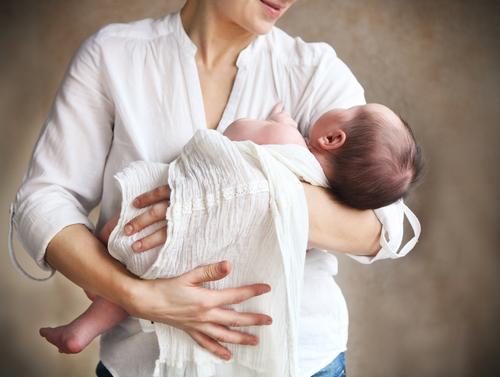як правильно заколисувати малюка
