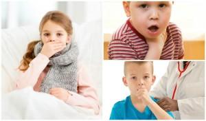 Кашель у дітей: лікування