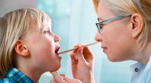Фолікулярна ангіна у дітей