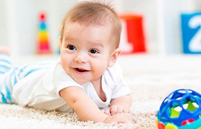 Психомоторний розвиток дитини