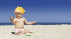Тепловий удар у дитини