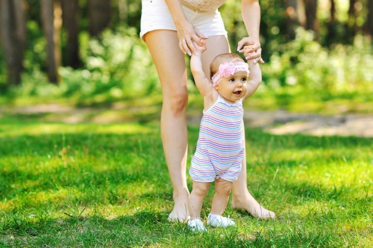 Дитина не ходить самостійно