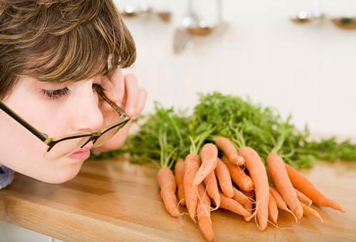 Вітаміни для очей, для дітей: при короткозорості