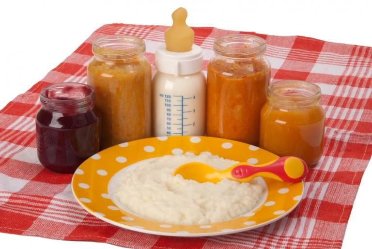 Прикорм дитини: овочі