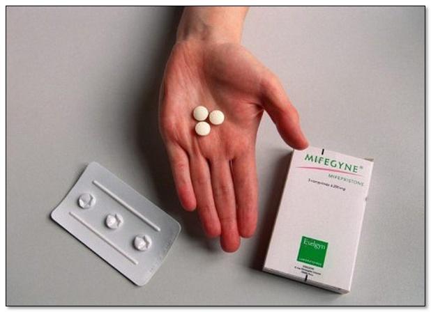 Таблетки для переривання вагітності на ранніх термінах