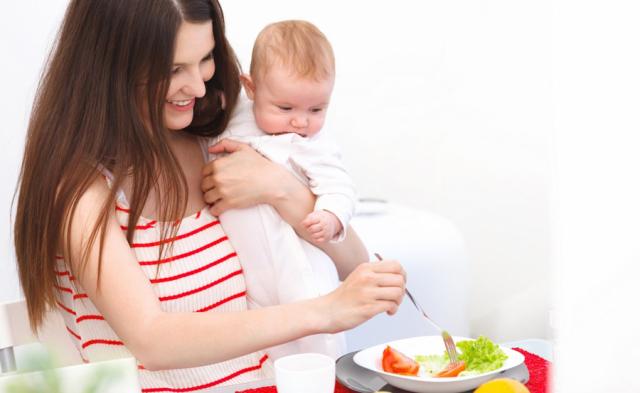 Харчування після пологів: правила організації