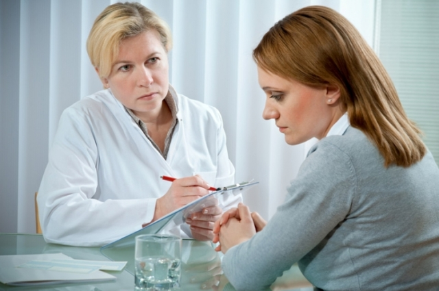 Кіста при вагітності: симптоми, лікування