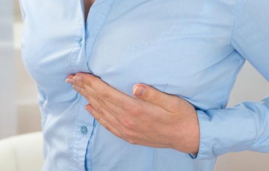 Болять груди за тиждень до місячних