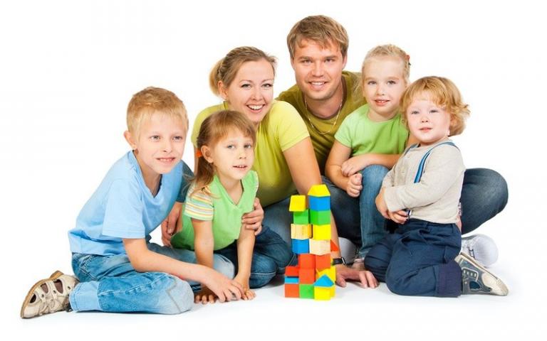 Пільги багатодітним сім'ям в 2017 році в УкраїніПільги багатодітним сім'ям в 2017 році в Україні