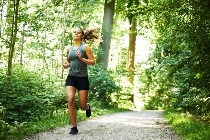 Помірні фізичні навантаження (пробіжка) - це ефективна профілактика апное