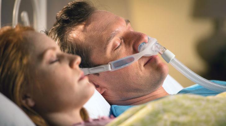 СИПАП-терапія найбільш ефективне лікування апное сну