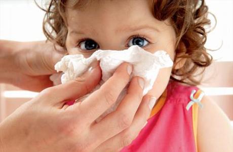 Кров з носа у дитини: причини, лікування