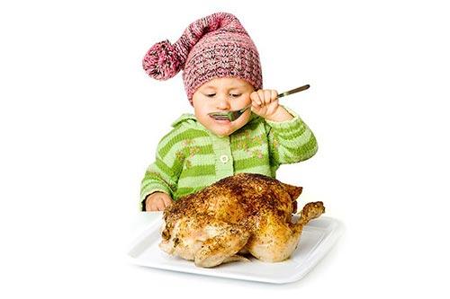М'ясо в раціоні дитини - правила введення м'ясного прикорму
