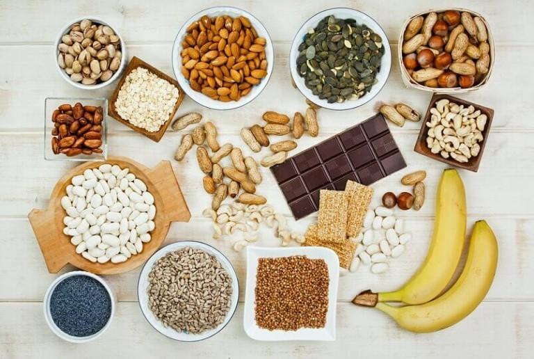 Магній в продуктах харчування: в яких більше, користь, лікувальні властивості