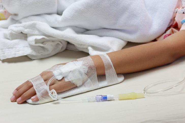 Хіміотерапія - лікування цитостатиками, що впливає на весь організм