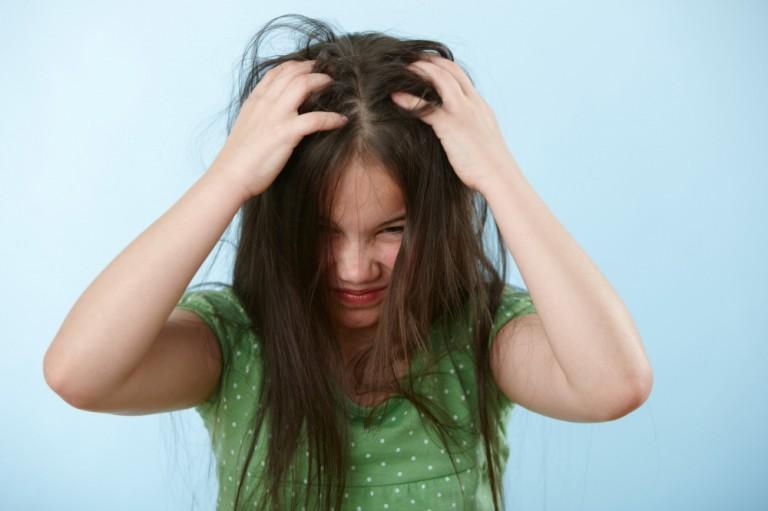 Воші у дітей: причини, лікування