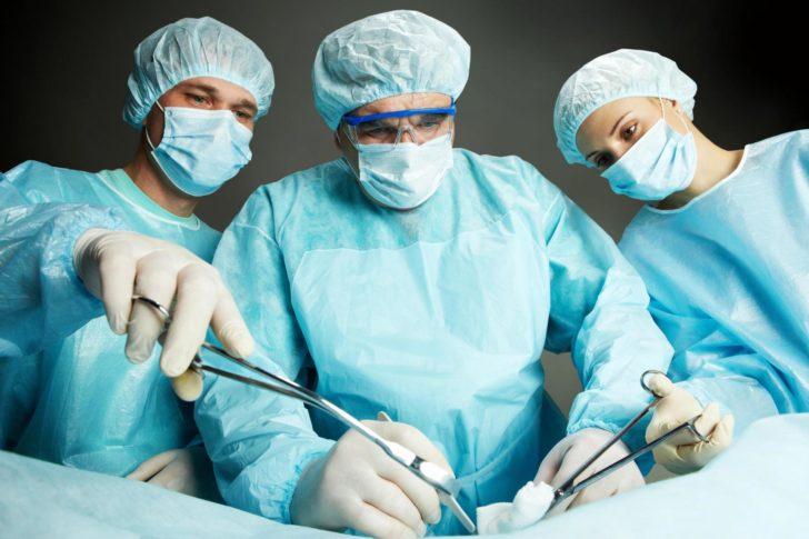Хірургічне лікування циститу проводиться під загальним наркозом