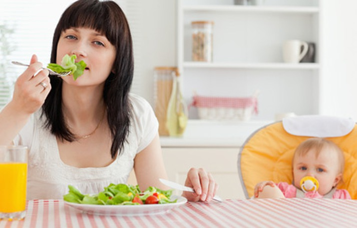 Дієта (харчування) при лактації