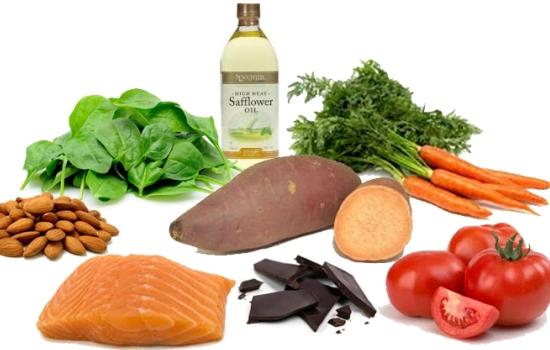 Де міститься вітамін А? Вміст ретинолу (вітаміну А) в різних продуктах і стравах