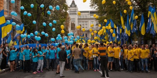 Населення України 2017-2018: кількість, густота