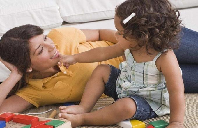 Розвиток активної мови у дітей 1-3 років