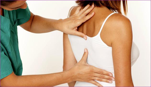 Хондроз: симптоми і лікування в домашніх умовах