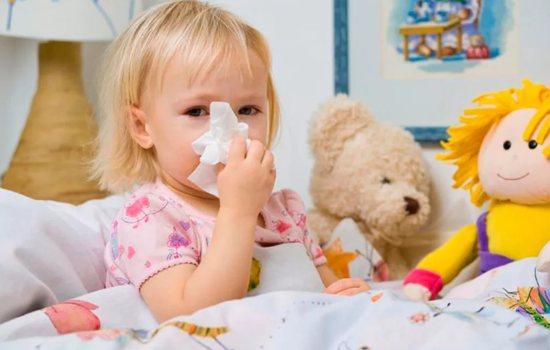 Нежить у дітей - лікування в домашніх умовах: краплі, інгаляції, промивання