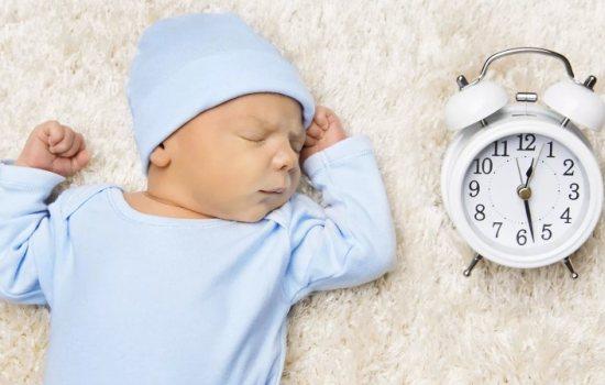Режим дня новонародженого: коли він повинен спати, їсти, гуляти