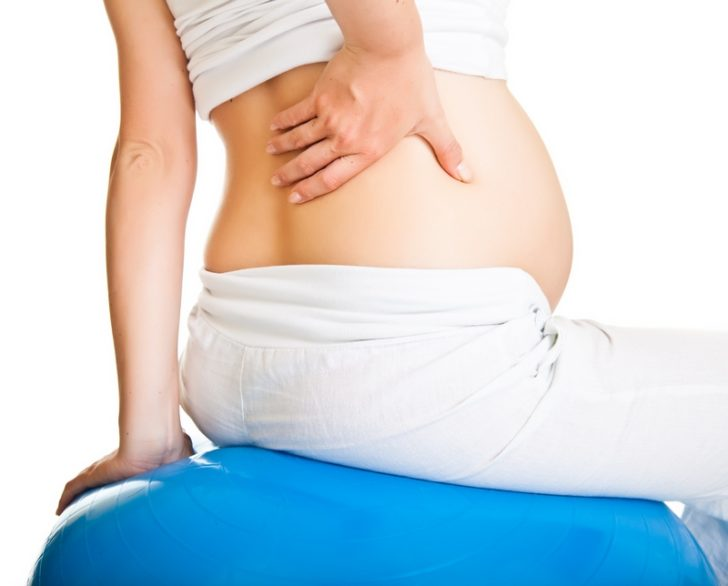 Гострий больовий синдром типовий для клініки сечокам'яної хвороби у вагітних