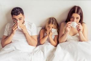 ГРВІ: лікувати або саме пройде? Як лікувати застуду і нежить